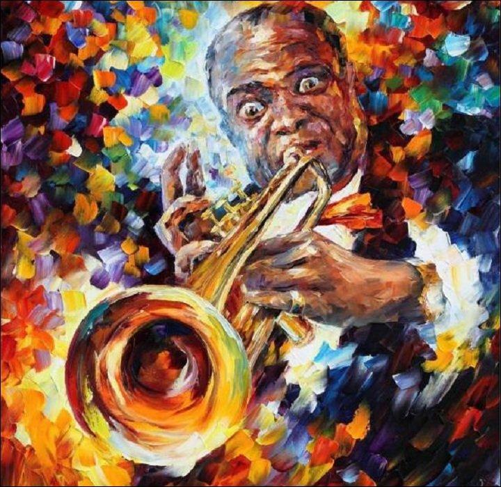 Louis Armstrong Jazz Olympus Series