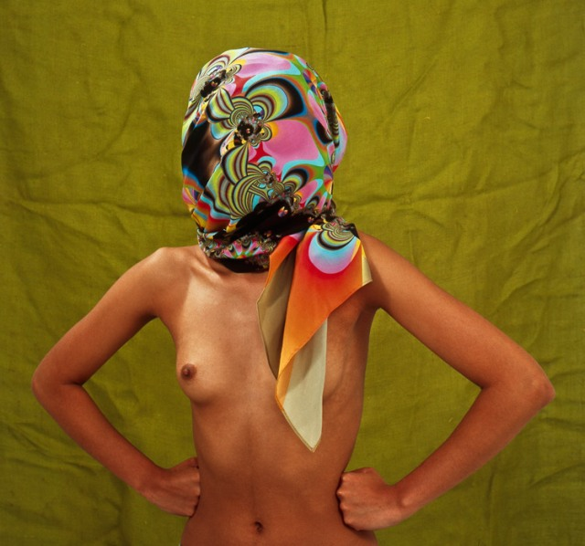 psychedelic Trust Fun Glory Scarfs