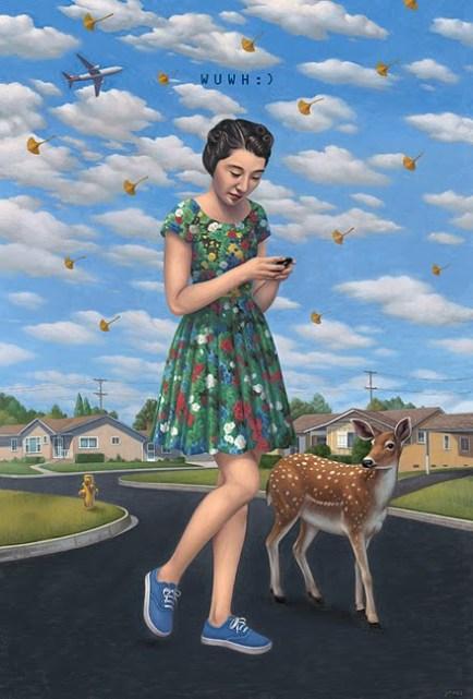 consumerism propaghanda art