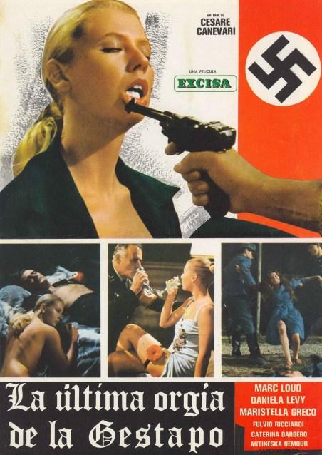 nazi exploitation b-movies