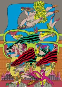 keiichi tanaami psychedelic art
