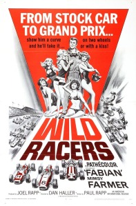 car exploitation movies wild racers