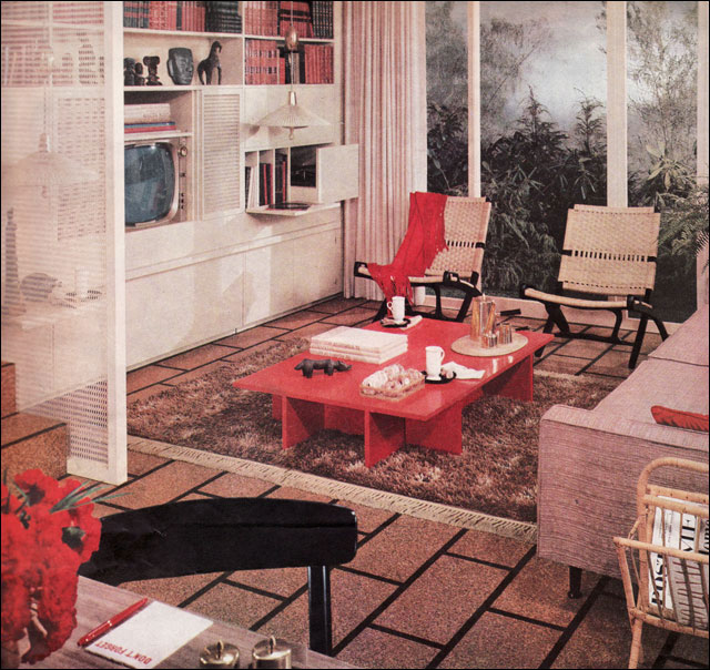 Interior design summermixtape for 50s living room ideas