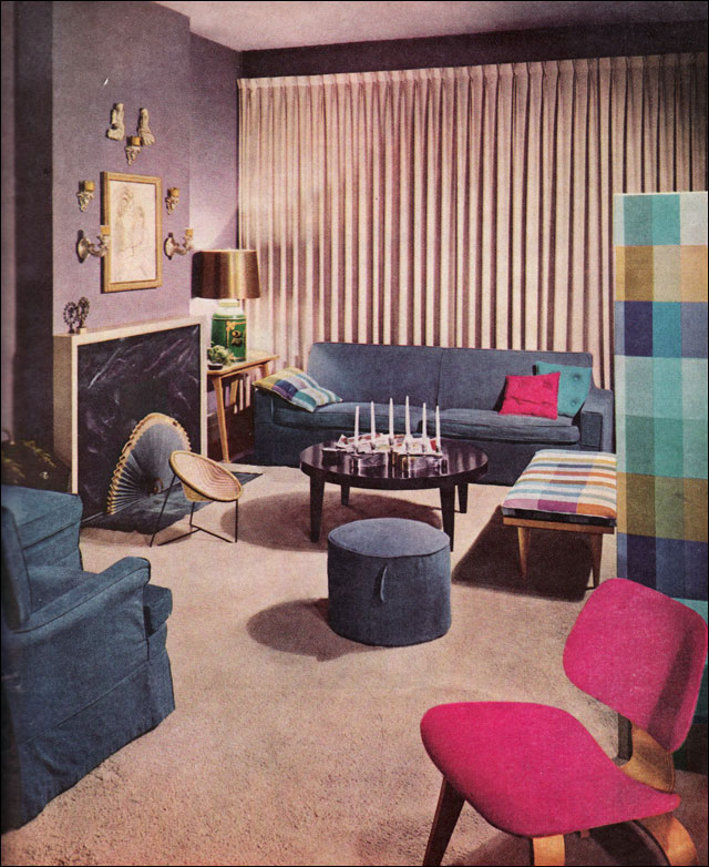 Living room summermixtape Vintage interior