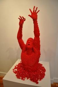 brick artist nathan sawaya lego art