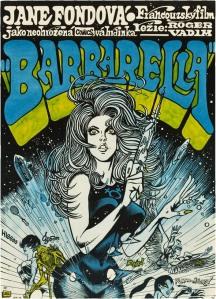 vintage sci-fi movie poster