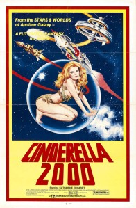 vintage sci-fi movie poster