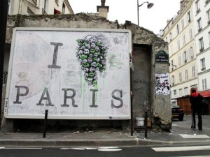 ludo street art paris