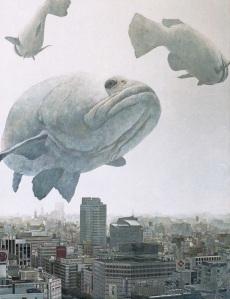 Shuichi Nakano fine art