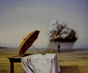 Siegfried Zademack surrealism