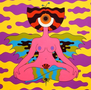 gnarly psychedelic art 420