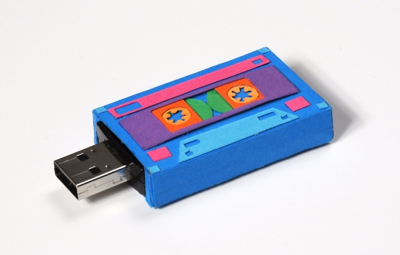 cute usb tape